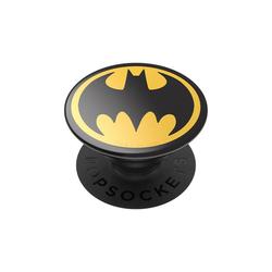 Batman Handyhülle PopSockets PopGrip Batman Logo 80th schwarz