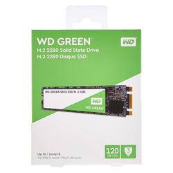Western Digital WD Green SSD 120GB M.2 interne Festplatte SSD-Festplatte
