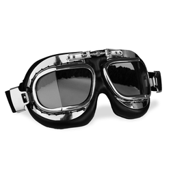 Mil-Tec Air Force Fliegerbrille chrom