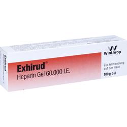 Exhirud Heparin Gel 60.000 I.E.