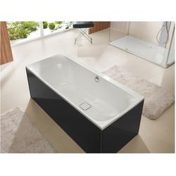 Hoesch Badewanne THASOS 1800 x 800 x 490 mm weiß