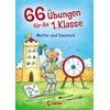 Loewe Verlag 66 Übungen 1. Klasse Mathe und Deutsch