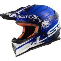 Fast MX437 Gator Blue