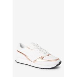 Next Schmale Sneaker im Retro-Look Sneaker 41