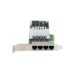 HPE - 436431-001 - HP PCI-X Mezzine NIC card - 4 port, 1000 base-T, fiber coner (FC)