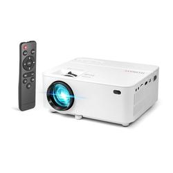Technaxx TX-113 Mini LED weiß LED-Beamer