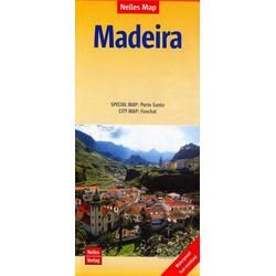 Nelles Map Madeira 1 : 60 000