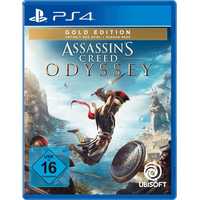 Creed: Odyssey - Gold Edition (USK) (PS4)