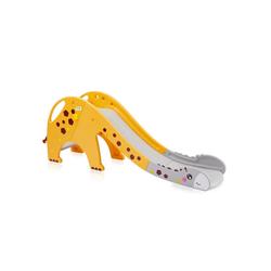 Baby Vivo Indoor-Rutsche Rutsche / Kinderrutsche - Giraffe in Gelb