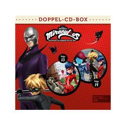 Miraculous - Miraculous-Hörspiel-Doppel-Box-Folgen 13+14 (CD)
