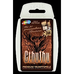 Top Trumps  Cthulhu (Spiel)