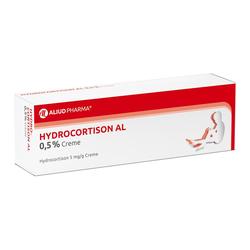 Hydrocortison Al 0,5% Creme
