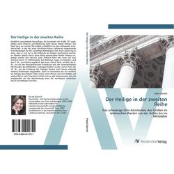 Der Heilige in der zweiten Reihe als Buch von Paula Giersch