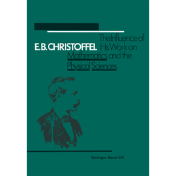 E.B. Christoffel als Buch von Butzer/ Feher