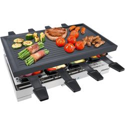 Steba Raclette RC 68, 8 Raclettepfännchen, 1200 W