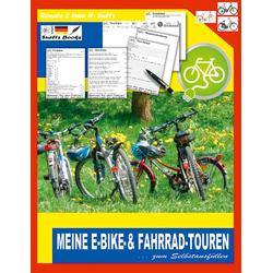 Meine E-Bike- & Fahrrad-Touren als Buch von Uwe H. Sültz