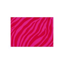 AS4HOME Möbelfolie Möbelfolie Zebra - pink rot - 0,45 x 15 m rosa