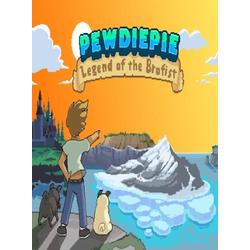 PewDiePie: Legend of the Brofist Steam Key GLOBAL