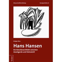 Hans Hansen als Buch von Erdogan Aksu