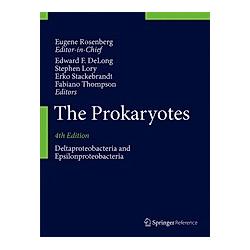 The Prokaryotes - Buch
