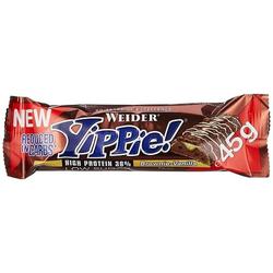 Weider Yippie Riegel 12x45g (Geschmack: Brownie-Vanille)