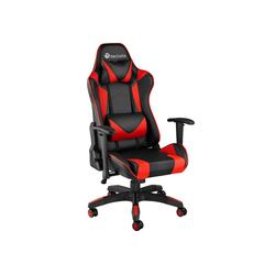 tectake Gaming-Stuhl Premium Racing Bürostuhl Twink rot