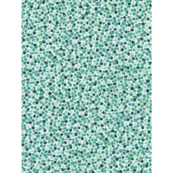 décopatch Motivpapier Pompon Greenery, 3 Stück