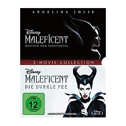 Maleficent - Die dunkle Fee / Maleficent - Mächte der Finsternis - DVD  Filme