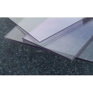 Polycarbonat Platte farblos 1220 x 915 x 0,5 mm transparent Lexan® Platte