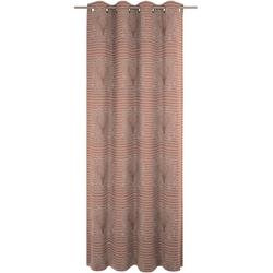 Wirth Vorhang Stuben orange Wohnzimmergardinen Gardinen nach Räumen Vorhänge