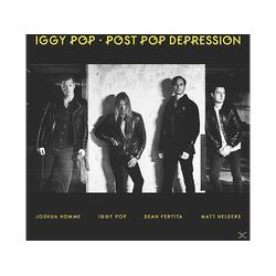 Iggy Pop - Post Depression (CD)
