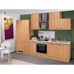 Flex-Well Küchenzeile 310 cm G-310-2601-015 Nano