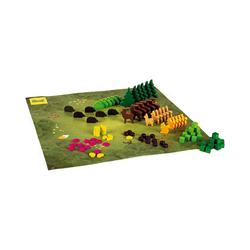 Erzi® Spiel, MandaLay Wald, 102-tlg.