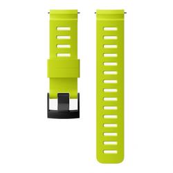 Suunto - 24 Div 1 - Armband - Silicone Strap - Lime Black M