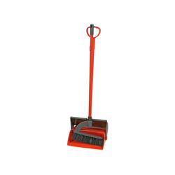 Rival Spielzeug-Müllwagen 2-tlg. langstielige Kehrgarnitur
