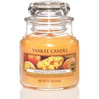 Yankee Candle Mango Peach Salsa kleine Kerze 104 g