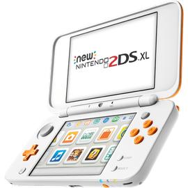 Nintendo New Nintendo 2DS XL weiß / orange