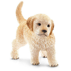 Schleich® Farm World 16396 Golden Retriever Welpe Figur