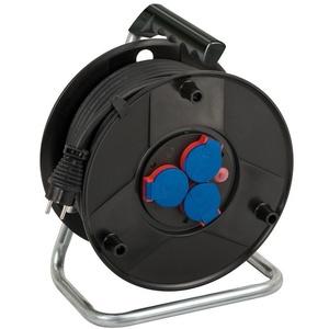Kabelrommel BAT IP44 für Gewerbe/Baustellen (H07RN-F 3G1,5) 40 m