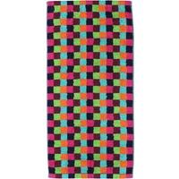 Handtuch Lifestyle Karo multicolor 50x100 cm,