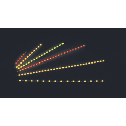 Mayerhofer Modellbau Lichterkette Dauerlicht Orange 1St.