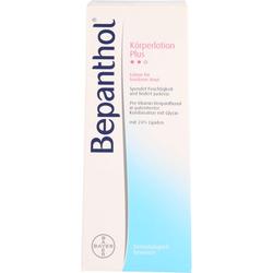 BEPANTHOL Körperlotion Plus 200 ml