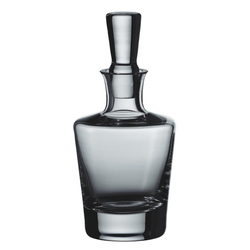 SCHOTT-ZWIESEL Karaffe Tossa mit Stopfen Kristallglas 750 ml 194062