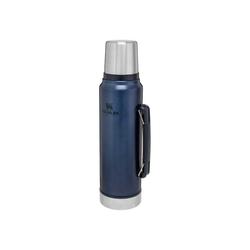 STANLEY Isolierkanne Stanley CLASSIC VAKUUM-FLASCHE 1,0 l blau