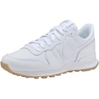 Nike Women's Internationalist white/white/white/gum light brown 42