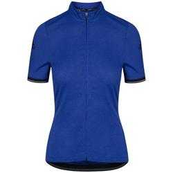 adidas Damska koszulka rowerowa Supernova Climachill S22597 - XS