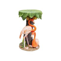KARE Beistelltisch Beistelltisch Animal Flamingo Road 36cm