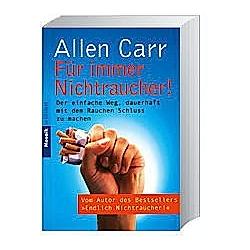 Für immer Nichtraucher!. Allen Carr  - Buch