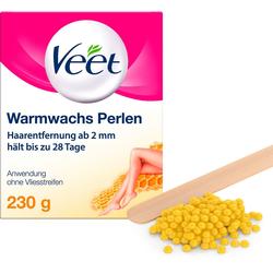 Veet Enthaarungswachs Warmwachsperlen, mit Bienenwachs