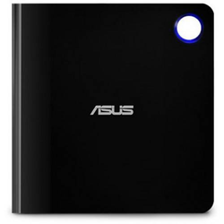 Asus SBW-06D5H-U Blu-ray Laufwerk Extern Retail USB 3.1 (Gen 1) Schwarz